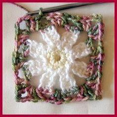 Diversidades: patrones gratis de crochet, amigurumi y manualidades: GRANNY SQUARE (Y OTRAS FORMAS)
