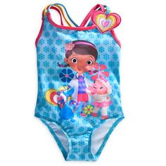 Doc McStuffins Swimsuit for Girls