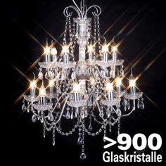 Křišťálový lustr stropní svítidlo závěsné svítidlo