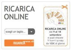 Vinci buoni sconto Ebay con Wind - DimmiCosaCerchi.it