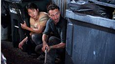 Who's Steven Yeun's Girlfriend | The Walking Dead' Dissection: Robert Kirkman Says Shane Isn't a ...