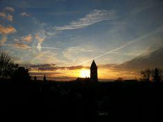 Sonnenaufgang in Lütgendortmund
