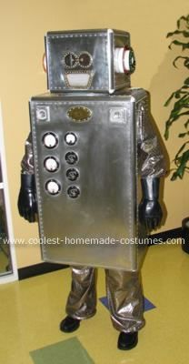 82 Best Homemade Robot Costume Ideas Images Costume Ideas Diy