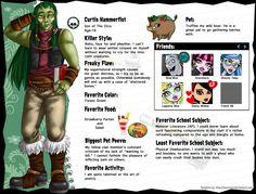 Monster High Curtis Hammerfist by Saprowan.deviantart.com on @deviantART