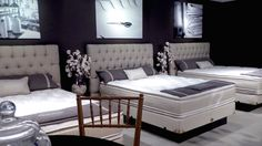 Smaller Players Shine at High Point Market Mattress Showrooms