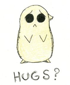 oogie boogie drawing | Oogie wants a hug by ~MsVillainess on deviantART