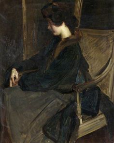 Greensleeves Jacques Emile Blanche