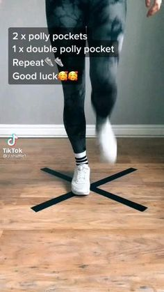 Fitness Workouts, Gym Workout Tips, Workout Challenge, Jump Rope Workout, Dancer Workout, Gymnastics Workout, Gymnastics Videos, Hip Hop Dance Videos, Dance Workout Videos