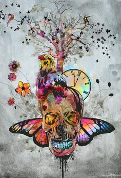 """Artattack"" by Augusto Guto.. nice coloring (vai, Brasil!)"