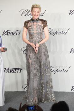 C'est Cannes! - Cate Blanchett in Valentino