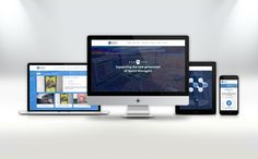Site One Page Responsive Design ! #webdesign #intégration #responsive #device