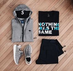 Outfit grid - Typical day