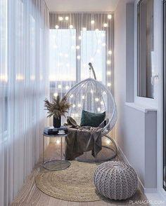 Home decor homedecor Room Ideas Bedroom, Diy Bedroom Decor, Home Decor, Small Balcony Decor, Apartment Balcony Decorating, Apartments Decorating, Decorating Bedrooms, Decorating Ideas, Cute Room Decor