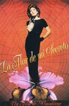 "053 ""Cartel del film de Juan Gatti no utilizado"" / La Flor de mi secreto (1995) / #Almodovar"
