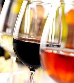 La sequenza dei vini in degustazione