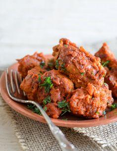 Indian Classics - Chicken 65
