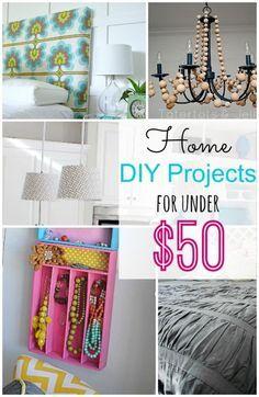 Make an Easy DIY Upholstered Headboard! -- Tatertots and Jello