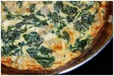 Spinach Cheesecake  http://gingko.co.za/delicious-healthy-recipes/