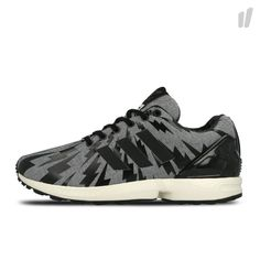 18539cd81bd51 adidas ZX Flux Black Lightning Trainers UK6  adidas  RunningShoes Adidas Zx  Flux Black