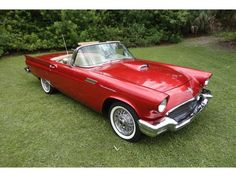 Ford Thunderbird 1957 Cabrio Roadster