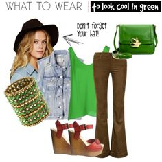 What To Wear: St. Patty's Day