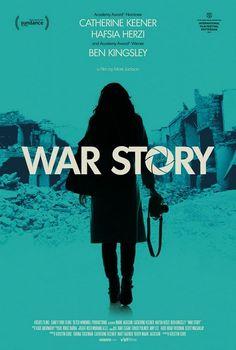 Savas Hikayesi - War Story - 2014 - BRRip Film Afis Movie Poster