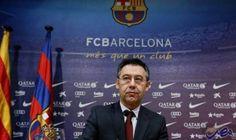رئيس برشلونة يعلق على رحيل إنريكي: رئيس برشلونة يعلق على رحيل إنريكي