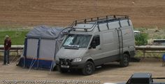 US market 4x4 Sprinter built with German OEM system