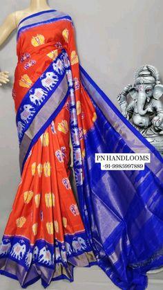 Wedding Photos, Wedding Rings, Ikkat Silk Sarees, Bollywood Saree, Pink Saree, Half Saree, Saree Wedding, Wedding Makeup, Ikat