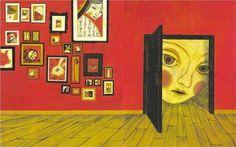 Violeta Lopiz ... Alice in Wonderland