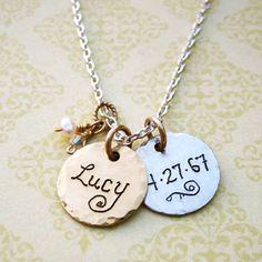 Lovely Mommy necklace
