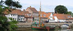 Ribe - oldest city in Denmark