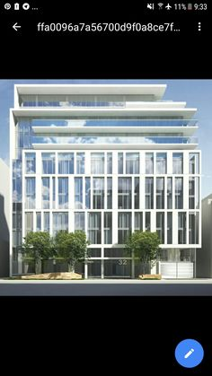 Condominium, Facades, Apartments, Architects, Multi Story Building, Exterior, Windows, Design, Ramen