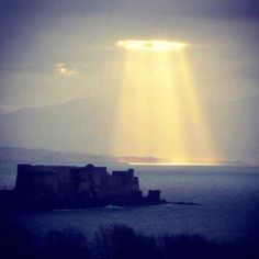 Heaven Coming Down To Naples - Italy