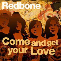 Come And Get Your Love par Redbone identifié à l'aide de Shazam, écoutez: http://www.shazam.com/discover/track/462933