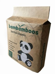bambamboos: love these organic biodegradable baby diapers! So soft and comfy on babies!!