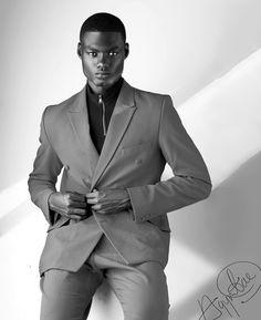 African Models, Suit Jacket, Blazer, Suits, Jackets, Men, Fashion, Down Jackets, Moda