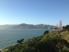 Expect to see some fantastic views when hiking the Bay Area Ridge Trail.