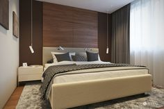 Tomas Belica by Tolicci Design Studio has created a light, airy and trendy interior of a family residence in Bratislava. A project of this family residence in Bratislava, Guest Bedrooms, Luxurious Bedrooms, Living Room, Interior Design, Studio, The Originals, Luxury, Bed Rooms