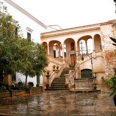 Patios de #Menorca by deambulando_con_artabria