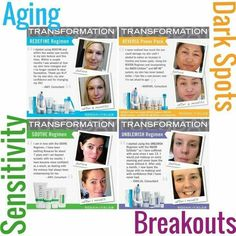 These products truly are amazing. They can transform peoples skin, and their lives. They definitly changed mine.