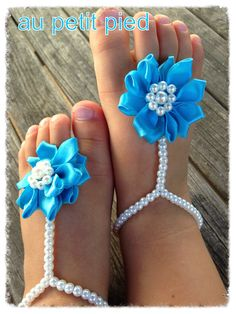Baby sandals, baby barefoot sandals, baby girl jewelry, baby shoes, baby shower gift , christening gift, baptism gift on Etsy, $22.00