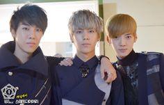 One Junn, Suwoong & Dabin