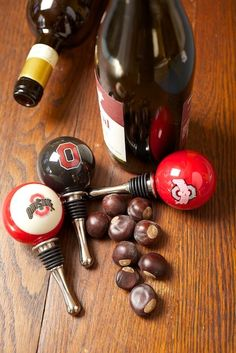 Ohio State Bottle Stoppers - unique gifts