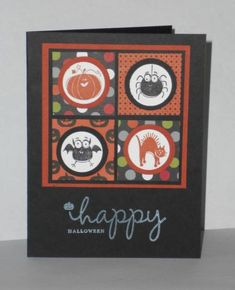 Happy Halloween by aklemo - Cards and Paper Crafts at Splitcoaststampers
