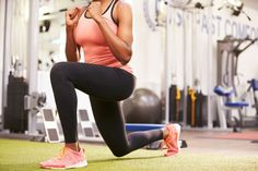 Don't worry if you can't make it to the gym. Work for your booty goals at home with these no-equipment butt workouts!
