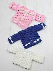 New Baby & Kids Crochet Patterns - Crocodile Cardigan