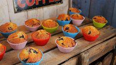 Muffin, Sweet Life, Blueberry, Delish, Dessert Recipes, Breakfast, Food, Cupcake, Breakfast Cafe