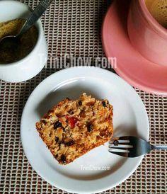 Sweet Bread at Syps Restaurant & Bar (Tobago)  http://trinichow.com/2012/01/18/syps-restaurant-tobago/