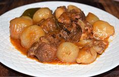 Greek Recipes, Pot Roast, Grilling, Food And Drink, Beef, Stuffed Peppers, Dinner, Cooking, Ethnic Recipes